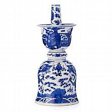 Incense holder in Chinese porcelain, Guangxu