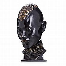 RICHARD ROHAC (1906-1965) - Male bust