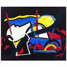 SOBRAL CENTENO (n.1948) - 'Sem título' (Untitled)