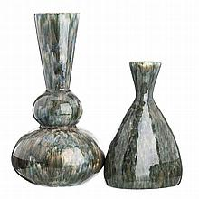 Two modernist vases from Sacavém