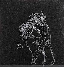 JOÃO CUTILEIRO (born in 1937) - 'Sem título' (Untitled)