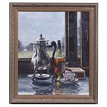H. VAN HOVE (19/20TH) - 'Still Life'