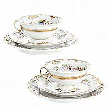 Tea set by Vista Alegre