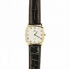 OMEGA - Man wristwatch in gold, De Ville