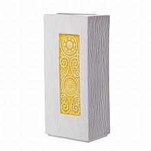 SECLA - Modernist vase in faience