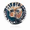 CAMPOS & FILHOS - Modernist Ceramic Plate