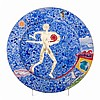 JOAO DIXO (n.1941) - 'Marker plate'