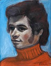 JOSÉ ESCADA (1939-1980) - Male Figure