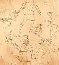 LHOTE ANDRé (1885 ? 1962)   Personnages