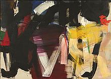 MIOTTE JEAN (Né en 1926)   Composition, circa 1955