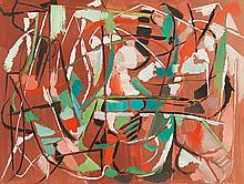 LANSKOY ANDRé (1902 - 1976)   Composition