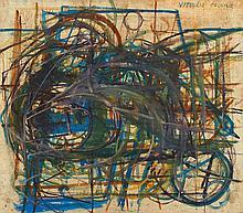 CORONA ViTTORIO (1901-1966)   Composition