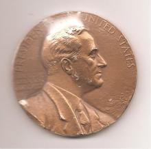 FDR  Inaugural US Mint Inaugural  Medal