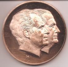 Nixon /Agnew Inauguration Medal