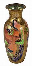 A FLAME FAIRYLAND LUSTRE VASE, DAISY MAKEIG-JONES (1881-1945) FOR WEDGWOOD, CIRCA 1920