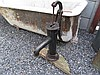 Cast Iron Metal Hand Pump Height 27 Inches
