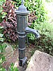 Garden Cast Iron Village Pump 55 Inches High