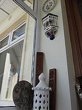 Lot of Wall Ornaments Including Dutch Gingerbread