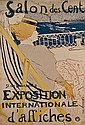 Henri de Toulouse-Lautrec (1864-1901) La Passagere du 54 (Salon de Cent)