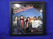 The Doobie Brothers Signed LP of