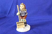#2036 Let It Snow Hummel Figurine