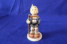 #16/1 Little Hiker Hummel Figurine