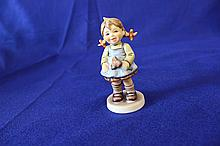#548 Flower Girl Hummel Figurine