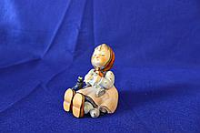 #69 Happy Pastime Hummel Figurine