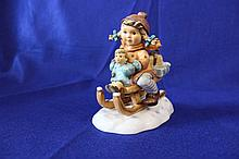 #2014/1 Christmas Delivery Hummel Figurine