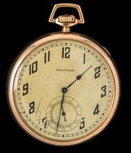 Waltham Colonial Series 17 Jewel Pocket Watch