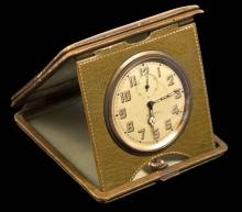 (8) Day Travel Clock in Original Case