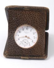 Vacheron Constantin Geneva 14k Gold Pocket Watch