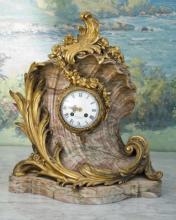 C1890 Louis XV Style Clock
