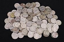 Approx.34 Buffalo Nickels & 118 Jefferson Nickels