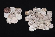 Collection of American Silver Coins
