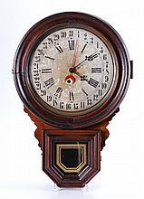 (19th c.) Short Drop Calender Clock