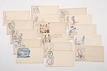 Over (30) Civil War Era US Postal Covers