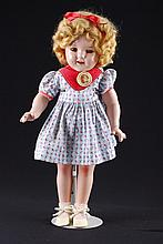 Vintage Period 18 Inch Shirley Temple Doll