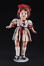 1940's Vintage Composite 20 inch Doll