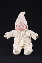 German Dream Baby Bisque Head Baby Doll