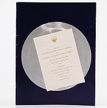 John F. Kennedy 1961 Inaugural Gala Program