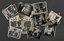 John F. Kennedy Family with Cardinal Cushing