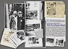 1966 Kennedy River Rafting Trip