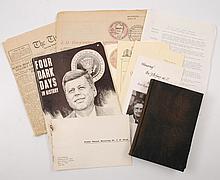 John F. Kennedy Signed