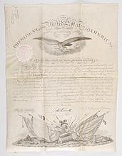 Martin Van Buren 4/1/1839 Appoints Lewis Arnold