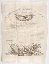 Millard Fillmore 3/12/1851 Appoints Lewis Arnold