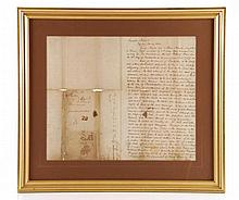 Henry Clay (1777-1852) Kentucky Legal Letter