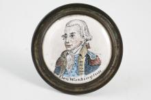 GEORGE WASHINGTON BATTERSEA TIE BACK