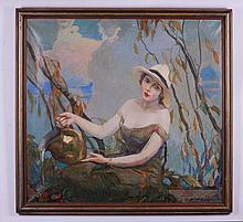 ETTORE CASER (1880-1944)