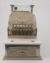 NATIONAL CASH REGISTER CO. NICKEL CASH REGISTER